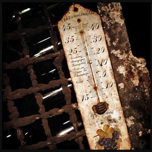 thermometre de la cave monplaisir