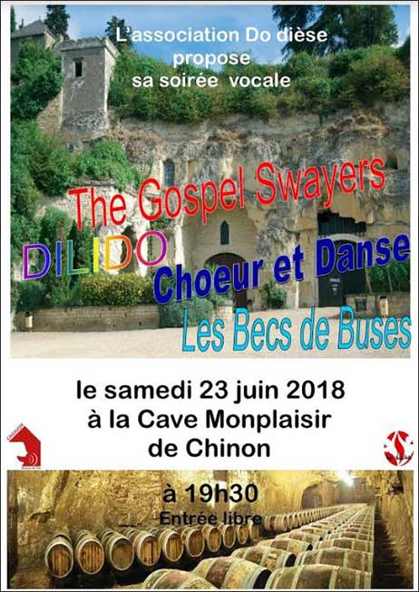 affiche do dièse chants