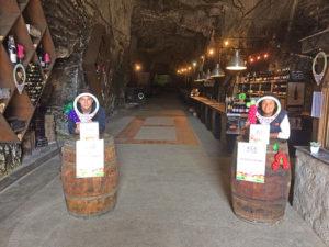 concours photo loiretrotters a la cave monplaisir de chinon