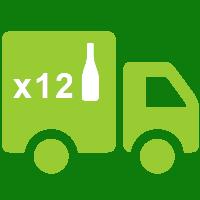 Commande par 12 bouteilles