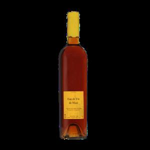 bouteille de marc d'eau de vie Chinon du domaine du raifault