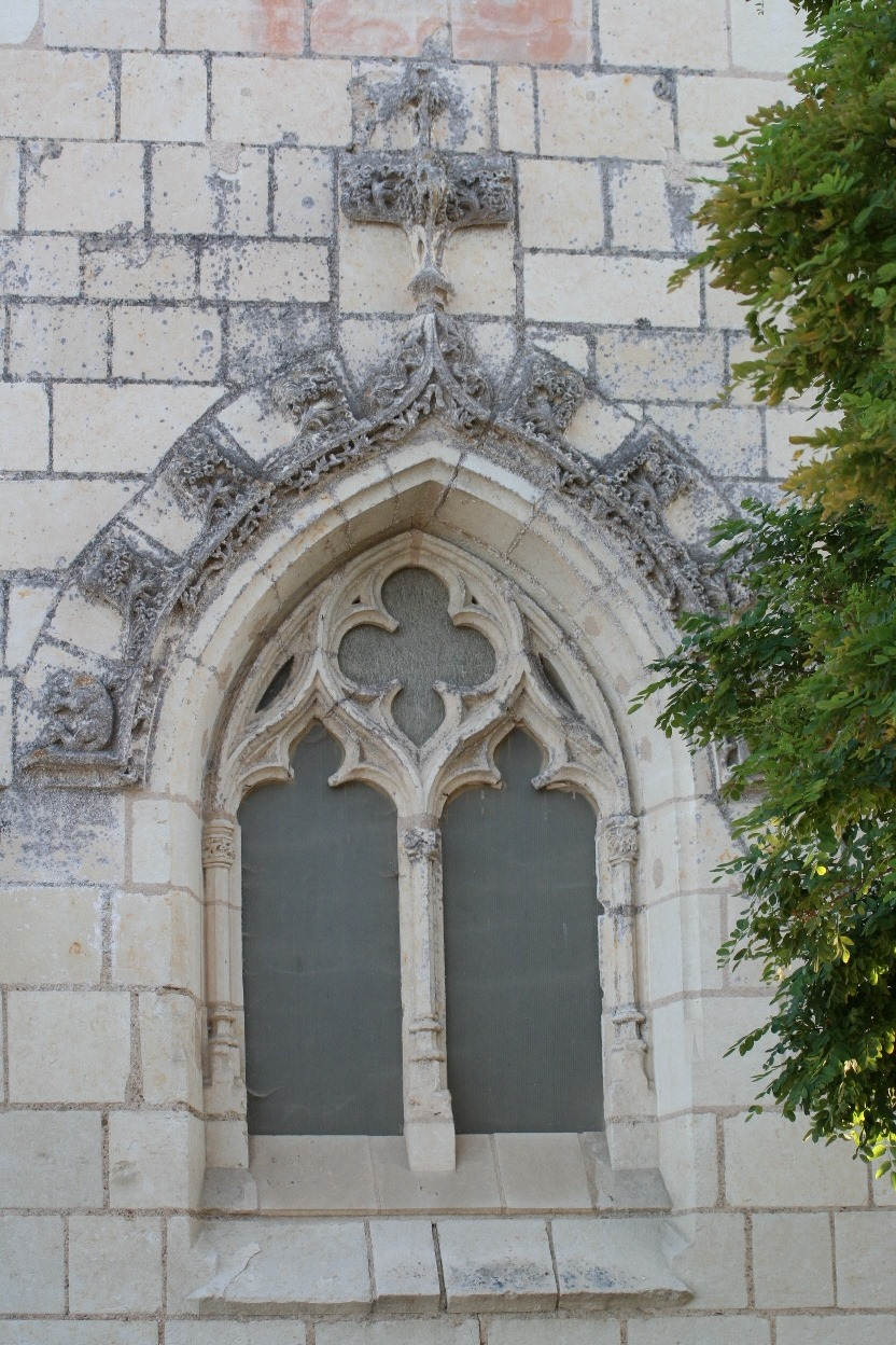 Domaine de l'abbaye cave Monplaisir Chinon